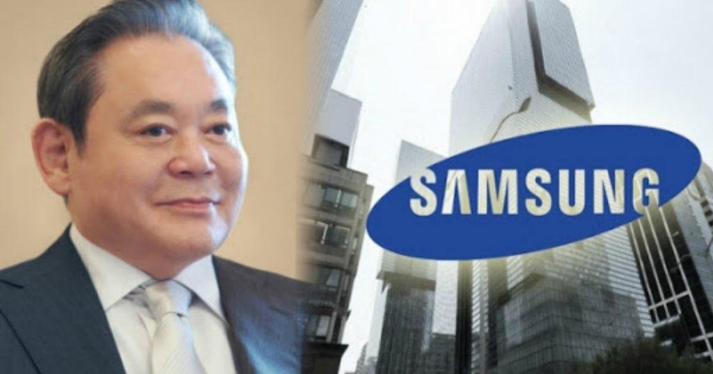 Samsung chairman Lee Kun-hee dies at 78