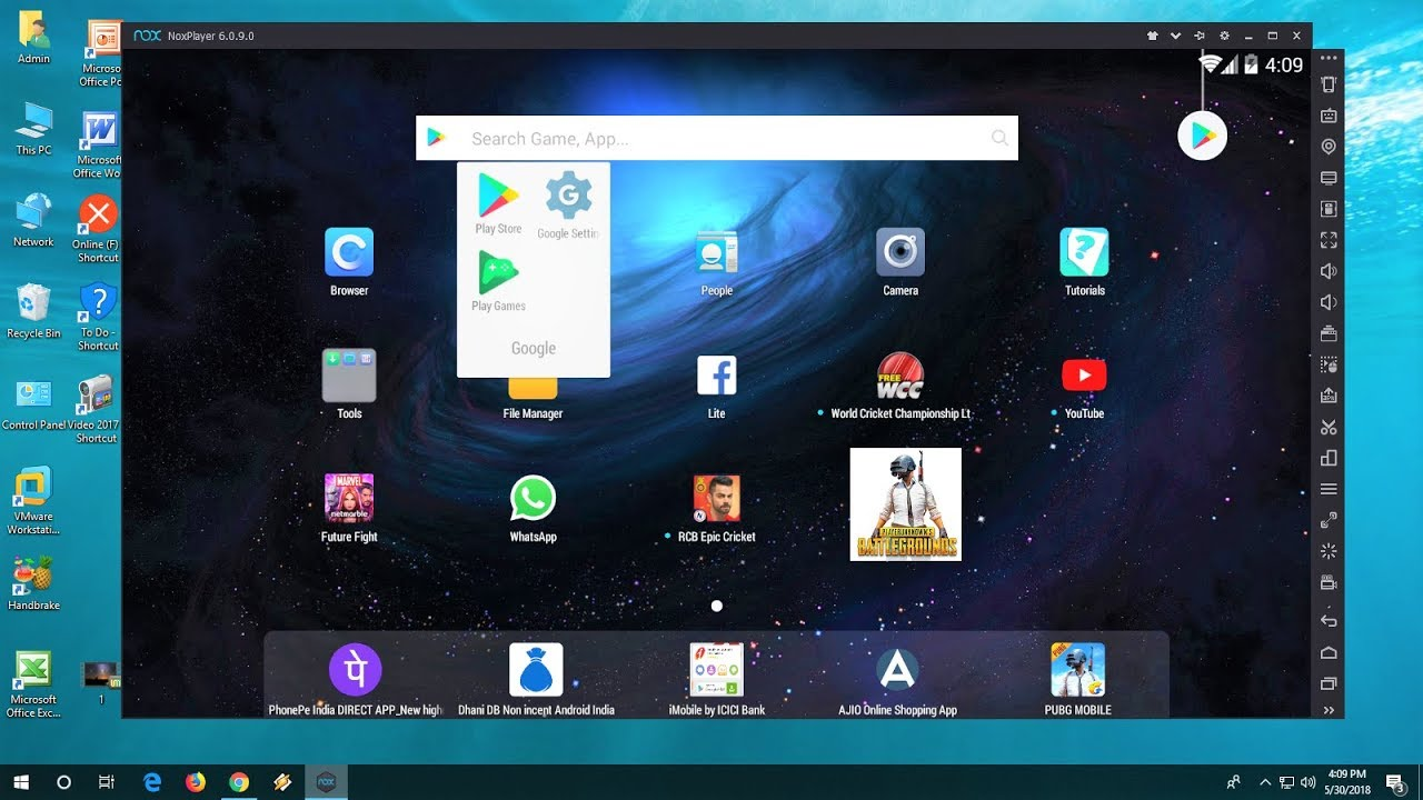 Top 10 Android Emulators for Windows Pc in 2021