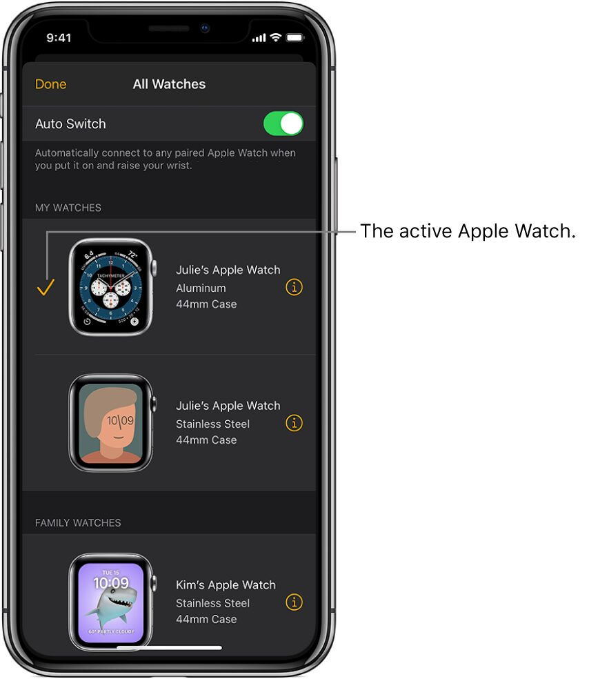 Set up and pair your Apple Watch with iPhone