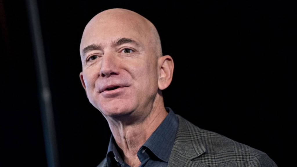 Resigned - Jeff Bezos steps down as Amazon CEO