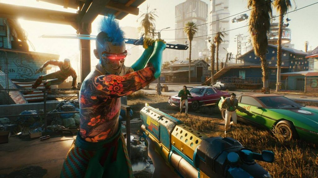 Cyberpunk 2077 developer hit with ransomware attack