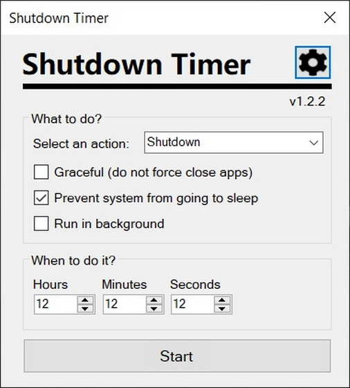 How to Shutdown Windows 10 PC With a Timer