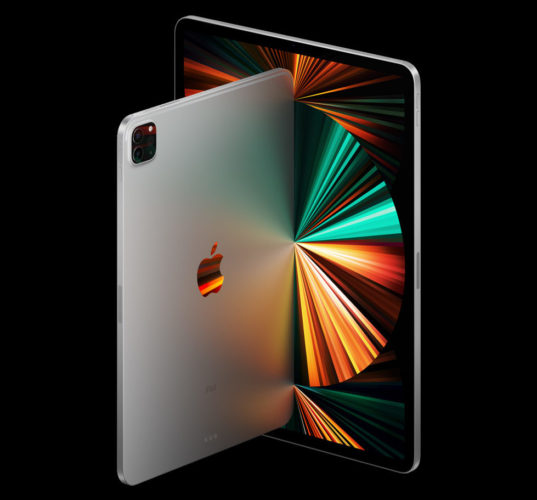 Apple New 12.9-inch iPad Pro Launches with M1 Chip, mini-LED Display & 5G Support