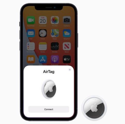 Apple Officially Unveils Tile-like AirTag Tracking Device; Priced at $29