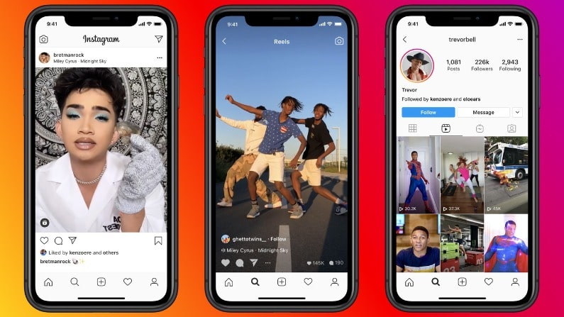 Instagram Added New Remix Feature in reels