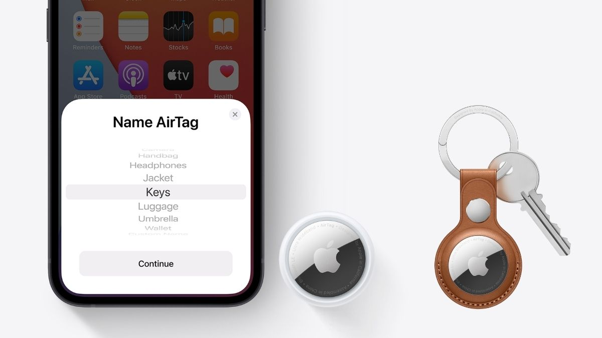 Apple Airtag will help you to track your items buy it in just Rs 3190