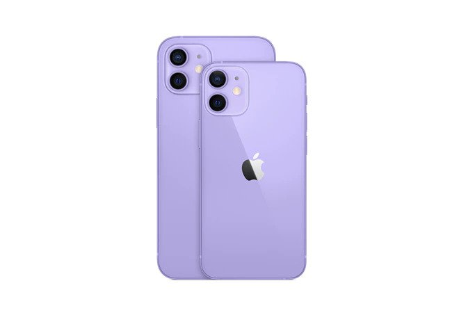 Buy iPhone 12 and iPhone 12 mini in new purple color pre-order starts from 23 april