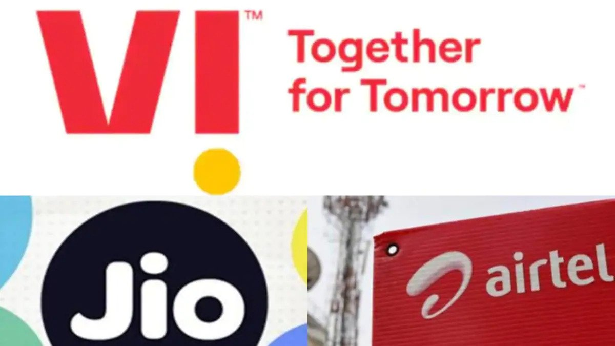 Airtel, Jio and Vi prepaid recharge plans with 1.5GB and 2GB daily data under Rs 300