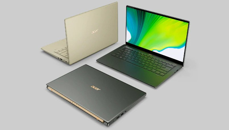 Acer launches tremendous 5G laptop for those working from home, data will be safe even if the device is stolen