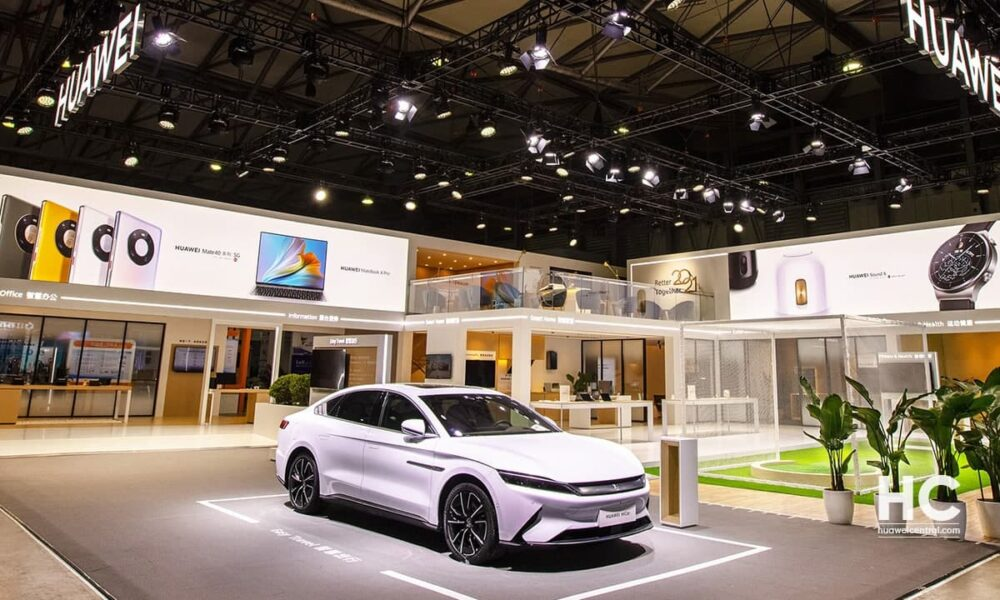 Huawei to make its own electric vehicles
