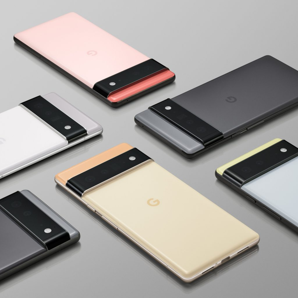 Google Pixel 6 Series Will Release on October 28